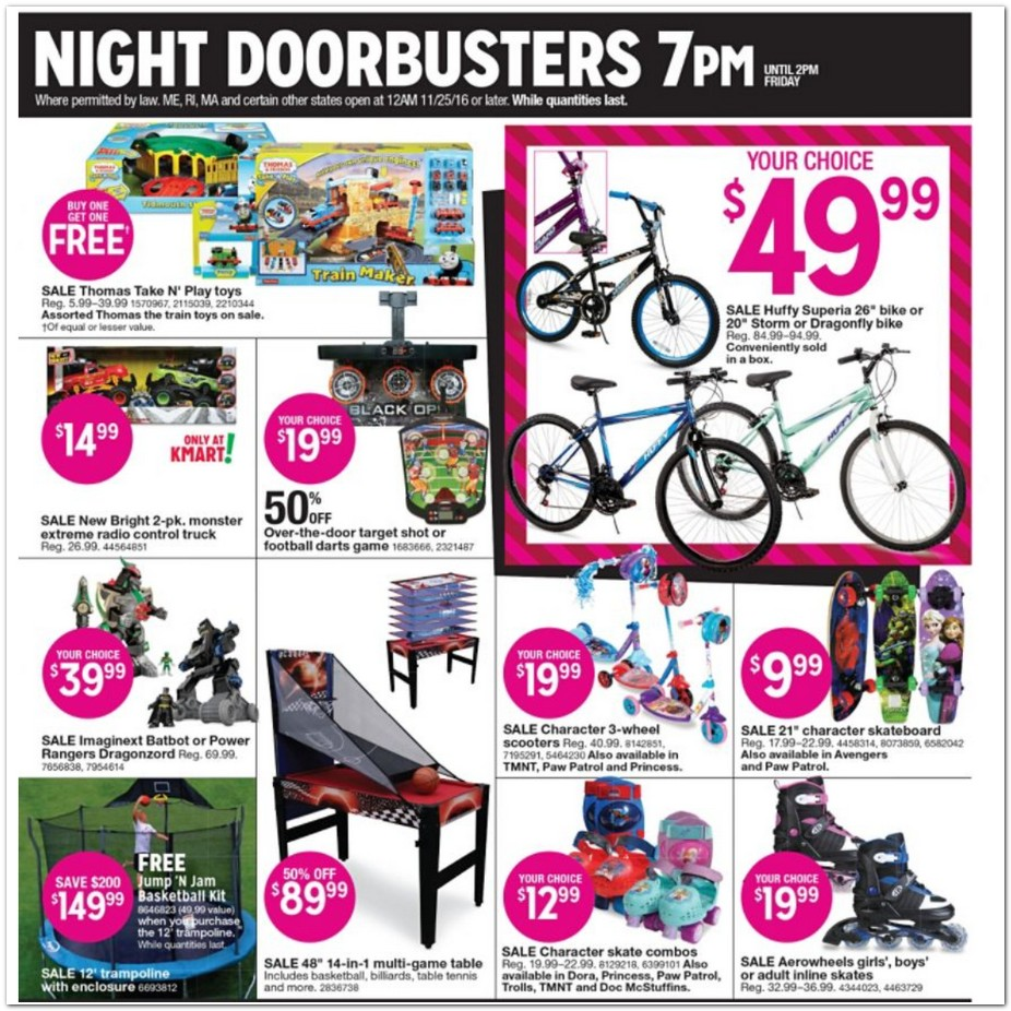 kmart black friday ads sales and deals 2016 2017