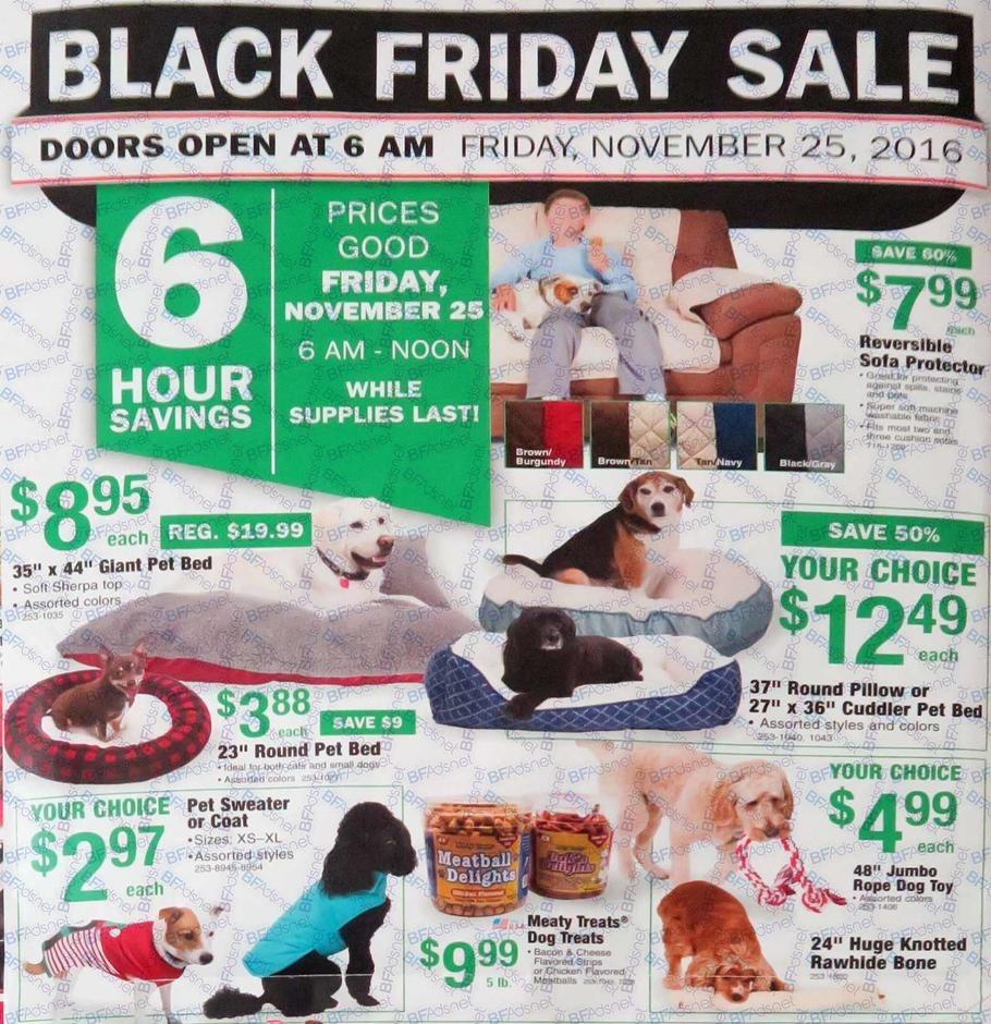 Menards Black Friday Ads Sales Deals Doorbusters 2016