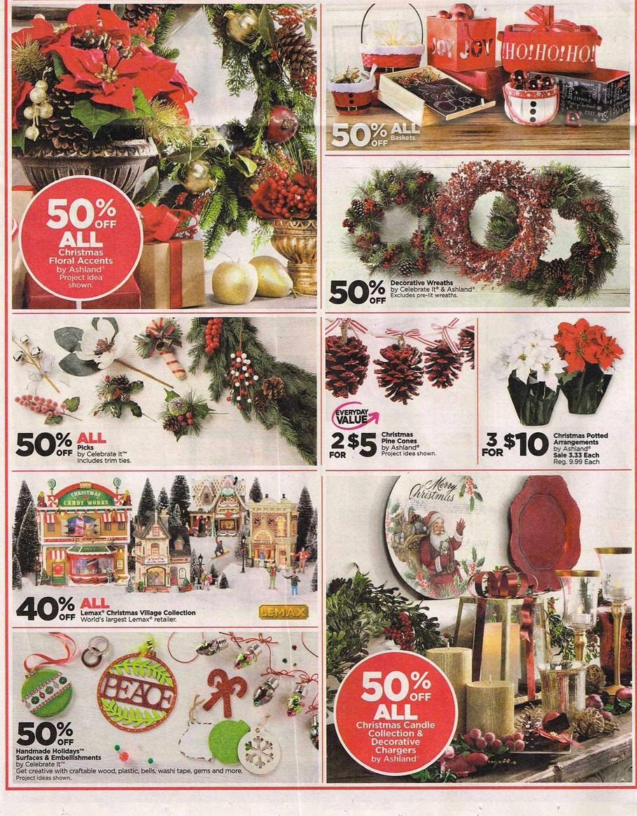 Michael's Black Friday Ads Sales and Deals 2016 2017 - couponshy.com