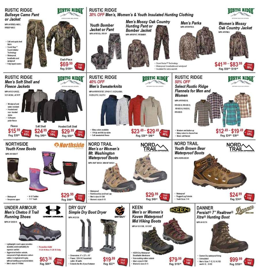 Sportsmans coupons