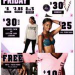 Victoria secret black friday coupons