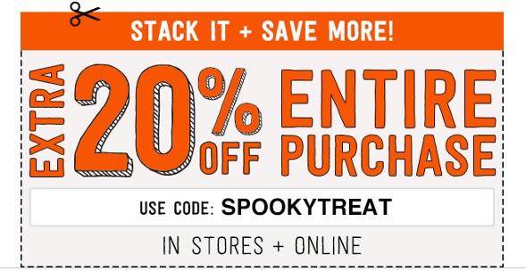 Crazy 8 coupon codes