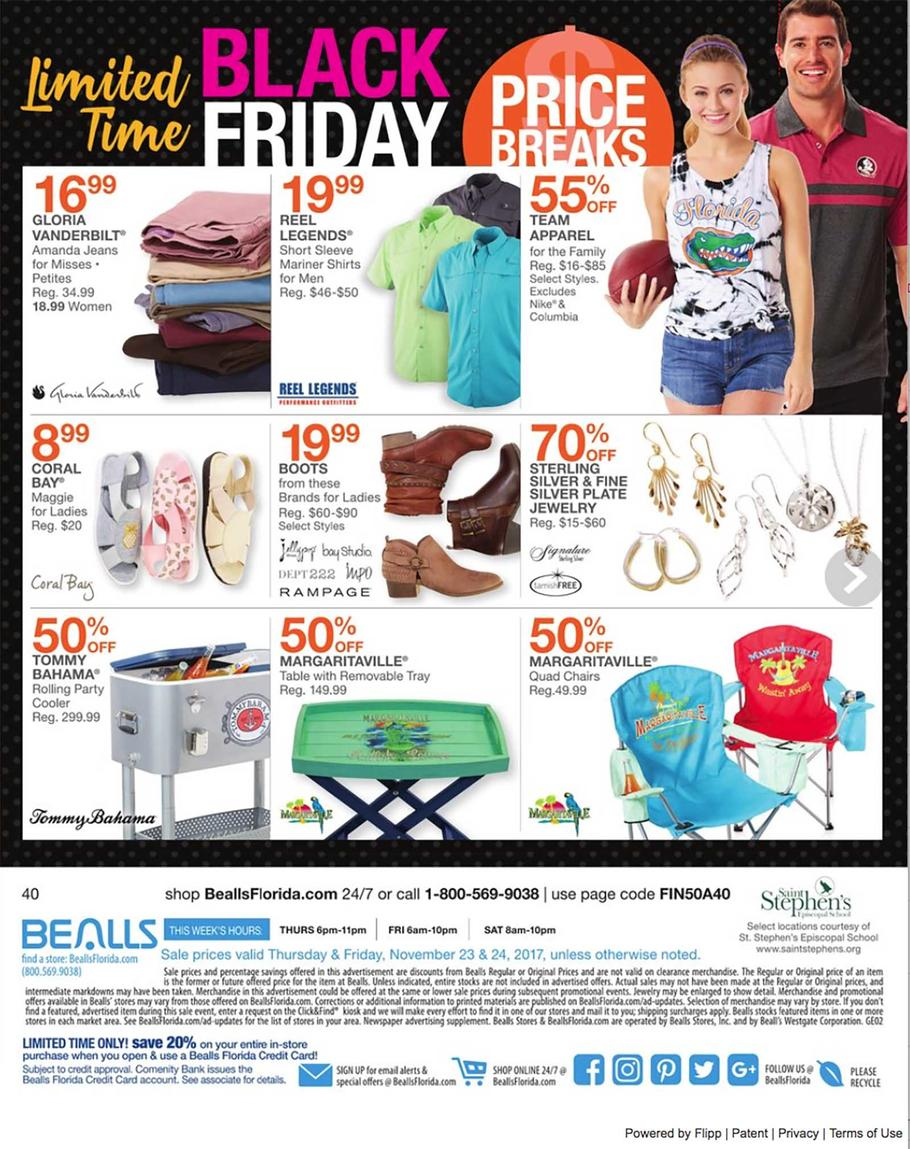 picture about Free Printable Bealls Florida Coupon named Bealls black friday coupon - Alliance house clinical