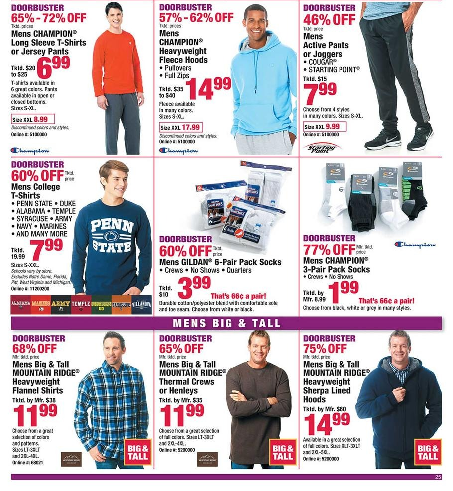 Boscovs Black Friday Ads Sales Deals Doorbusters 2017