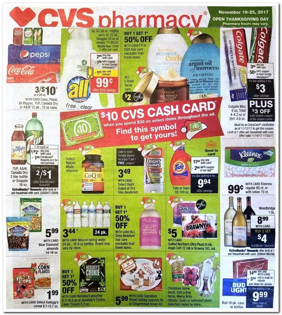 Cvs Black Friday Sales