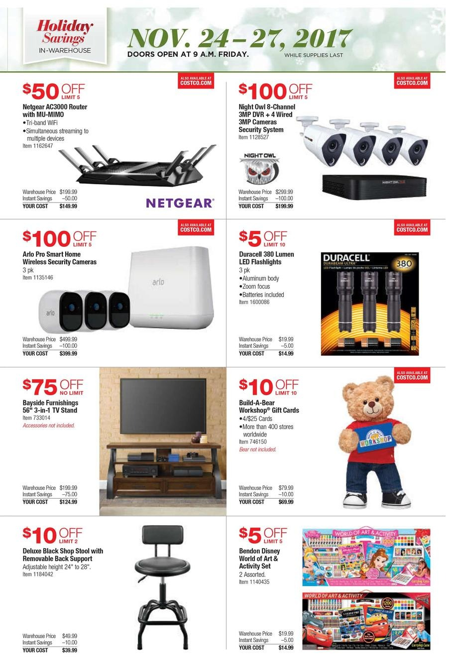 Check Out Some Of The Hottest Deals At Costco Black Friday This Year Below.