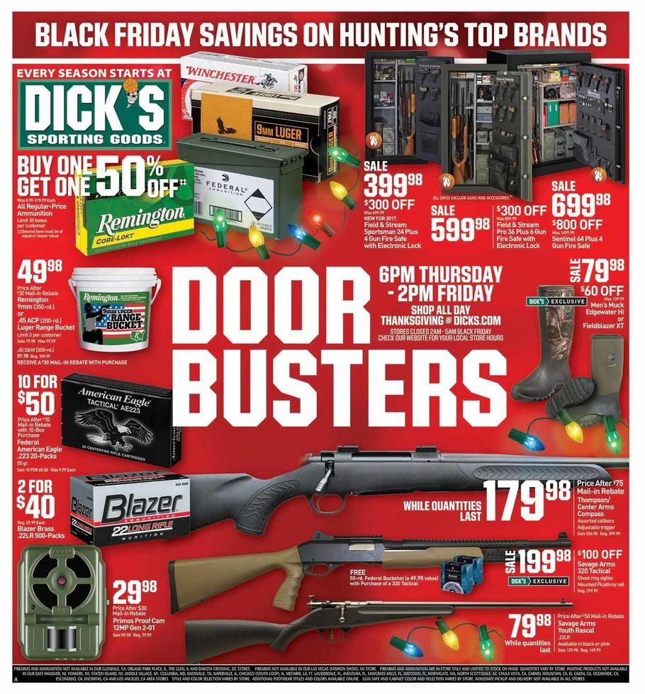 The Dick's Black Friday sale is underway online at androidmods.ml Get all deals now. You can buy online and pick up at your local store. Dick's Sporting Goods Black Friday ad is available in.