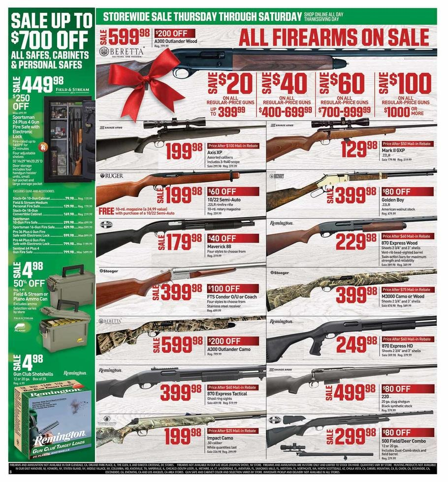 Dick S Sporting Goods Black Friday Ads Doorbusters And
