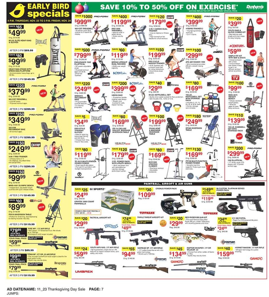 photo regarding Dunhams Coupons Printable named Dunhams Sporting activities Black Friday Commercials, Revenue, Promotions, Doorbusters