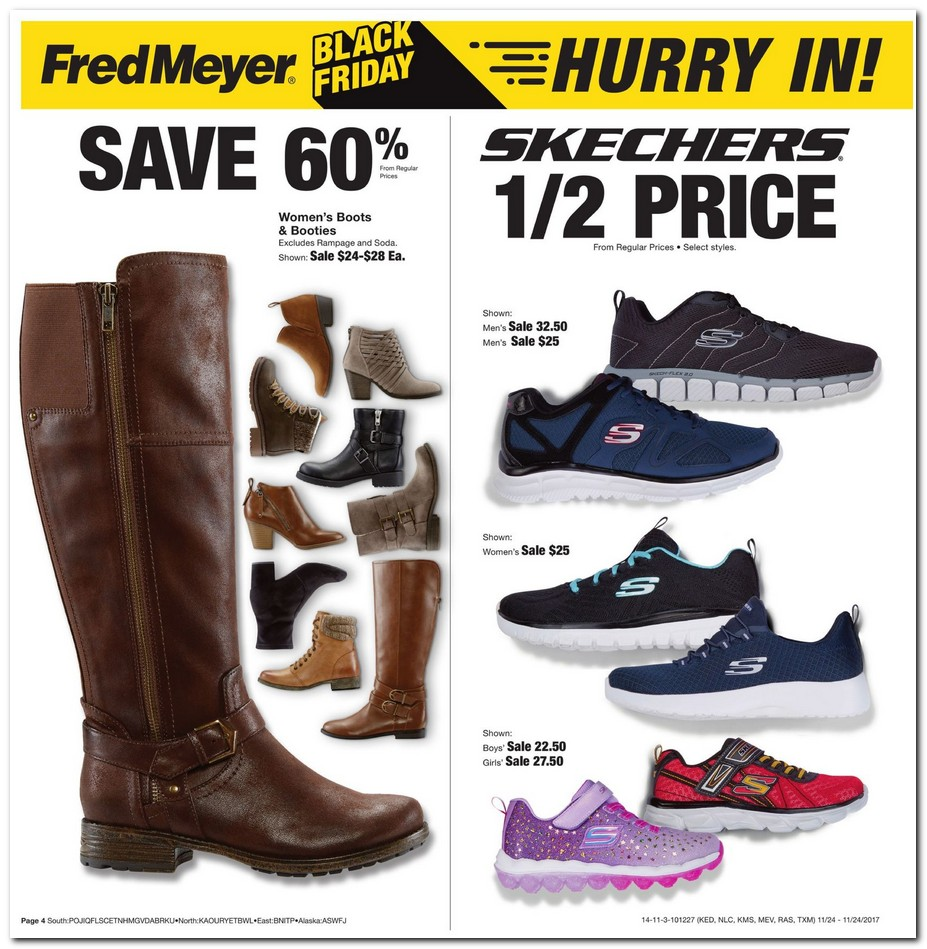 Black Friday Deals On Skechers Shoes