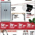 Home Depot Black Friday Ads Sales Deals Doorbusters 2017