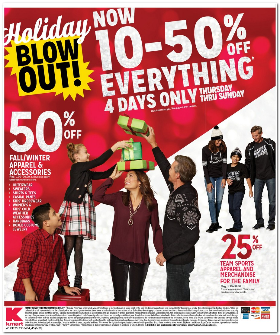 check out some of the hottest kmart black friday deals