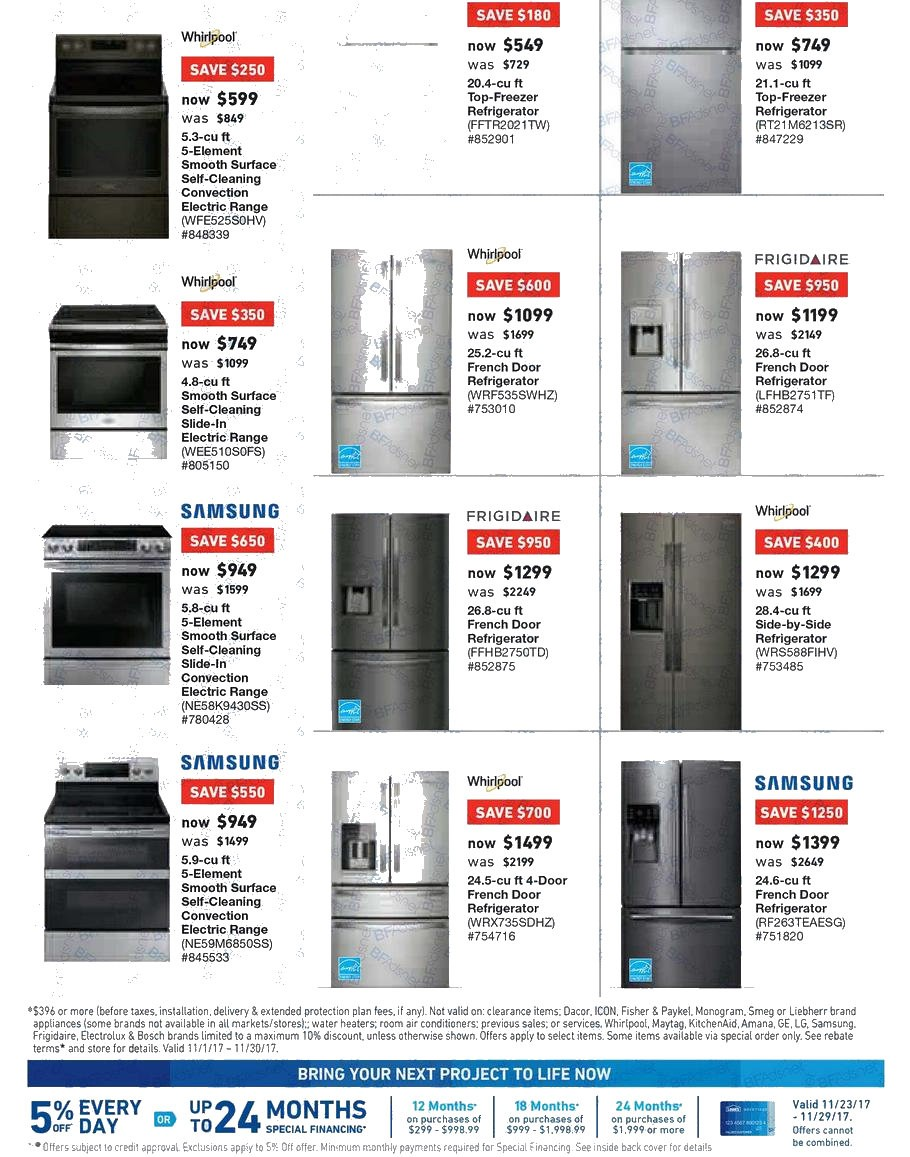 Here is the Lowes weekly ad that was released in the newspaper circular this week. The ad is valid through June 5, This week the deals include a Memorial Day sales event, and appliances are also featured in this week's ad.
