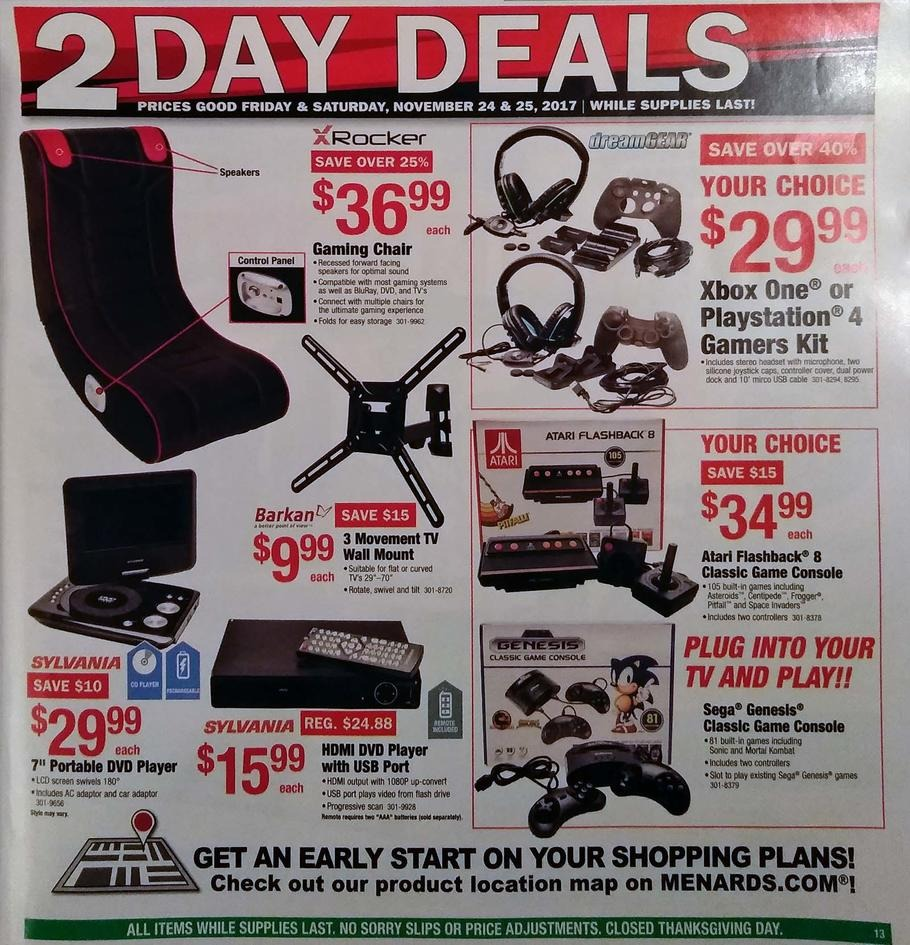 Menards 11 rebate sale / Uggs free shipping