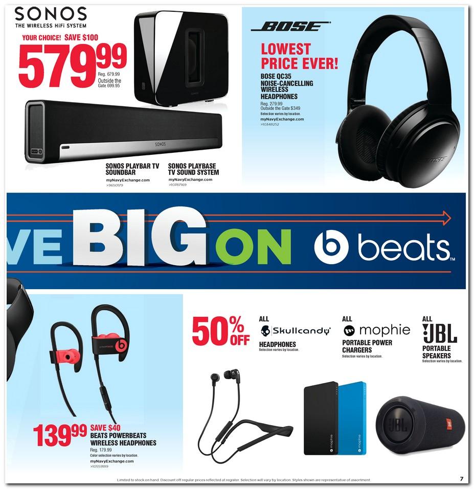 Navy Exchange Black Friday Ads, Sales, Doorbusters, And