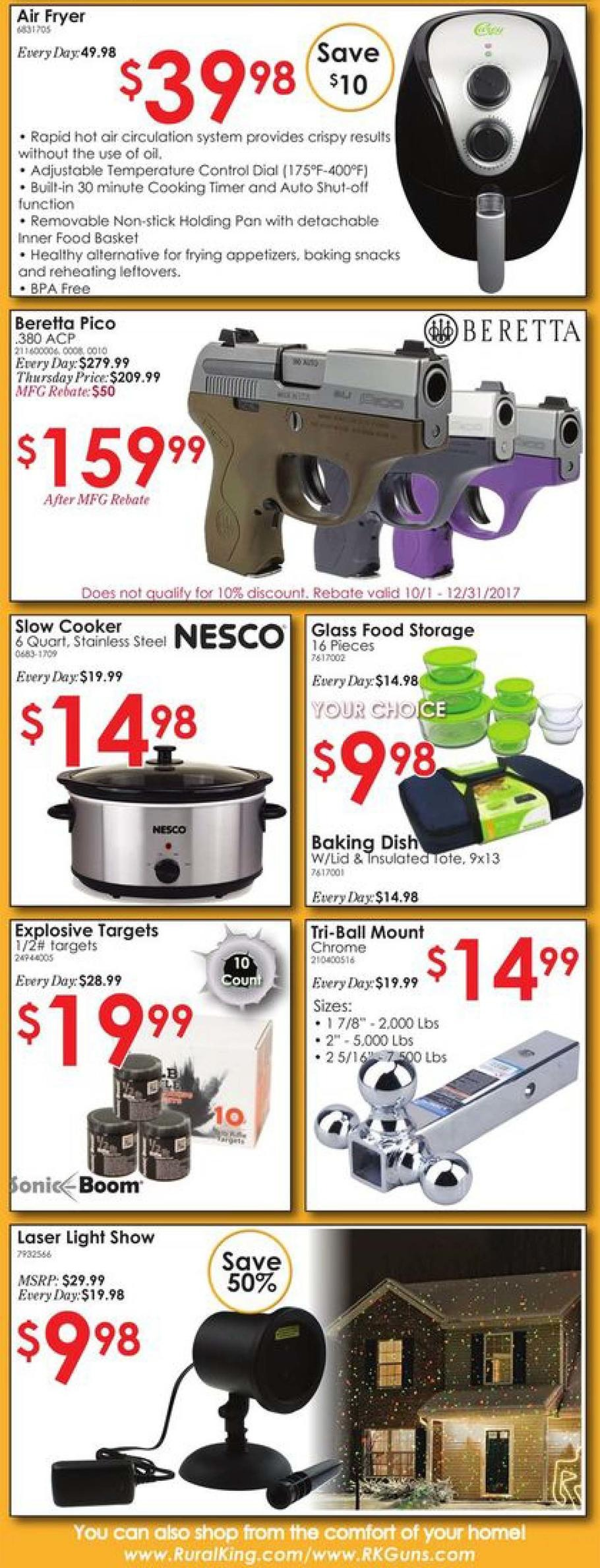 Rural king black friday ads sales deals doorbusters for Black friday fishing deals