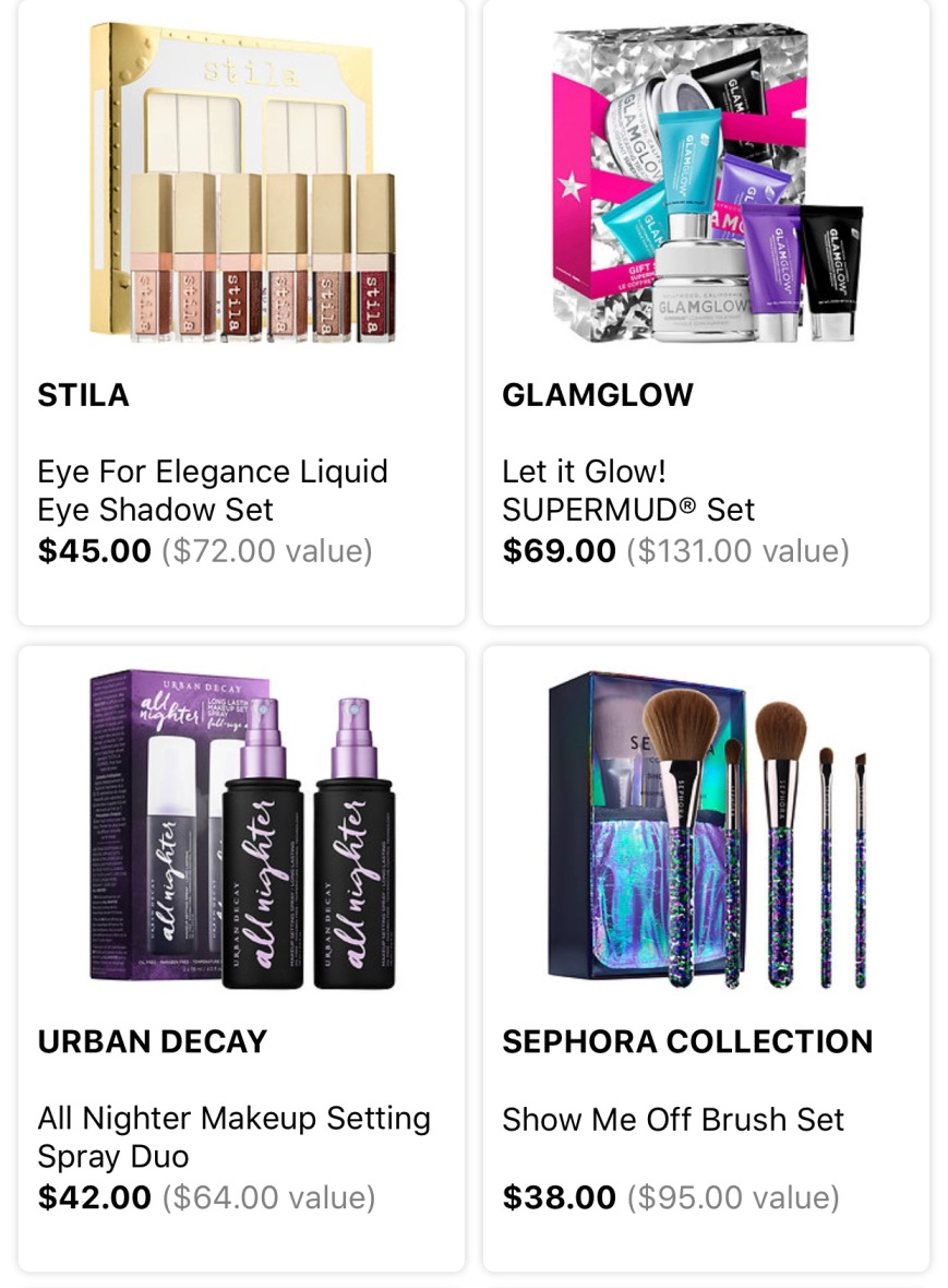 Sephora online coupons march 2018