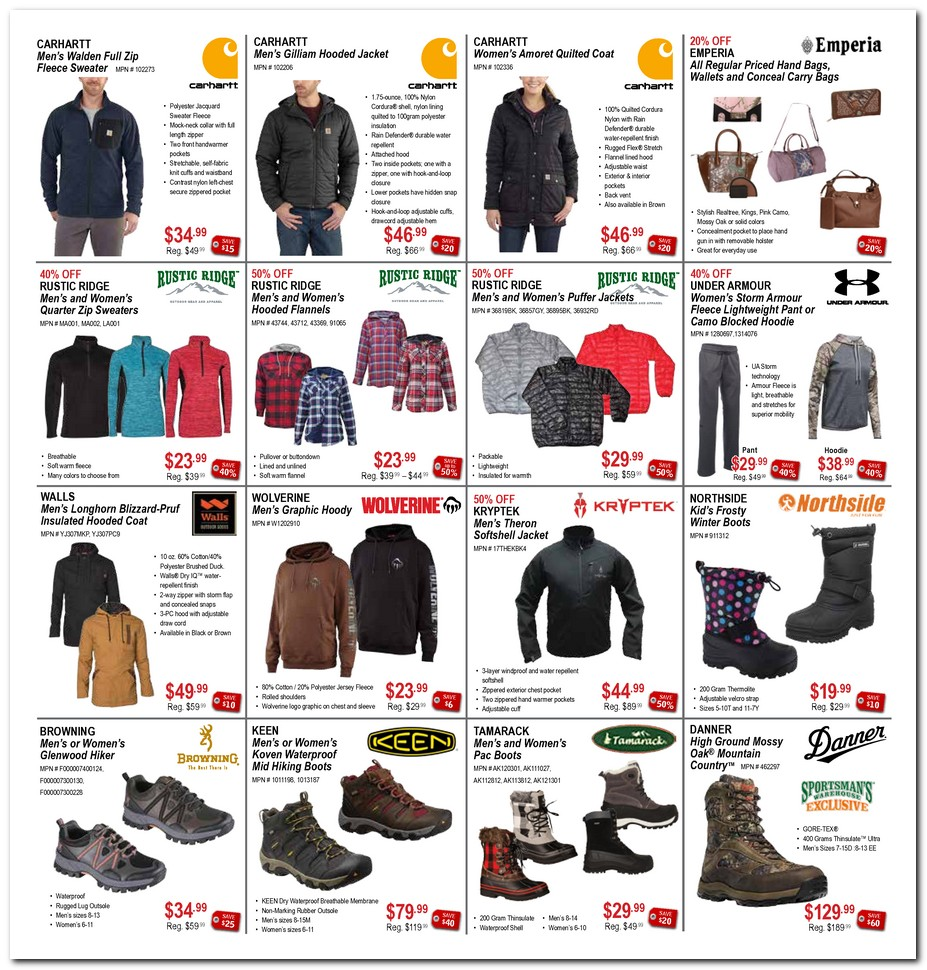 Sportsman warehouse discount coupons
