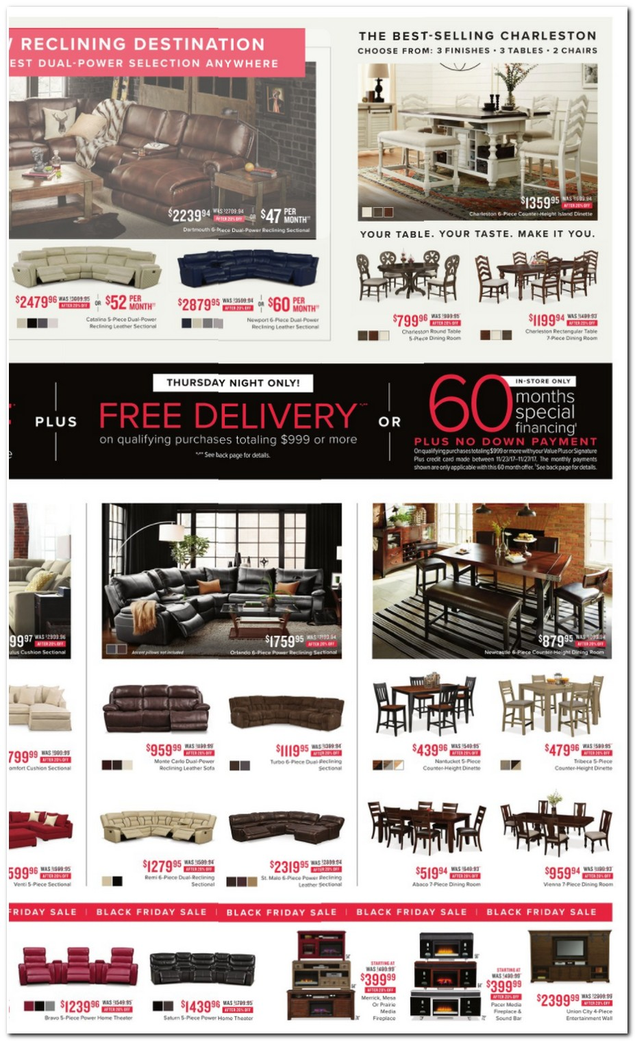 Value City Furniture Black Friday Ads Sales Deals 2017 Promo Codes Deals March 2018