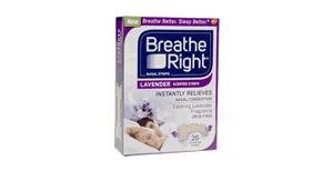 breathe right lavender - Breathe Right Samples