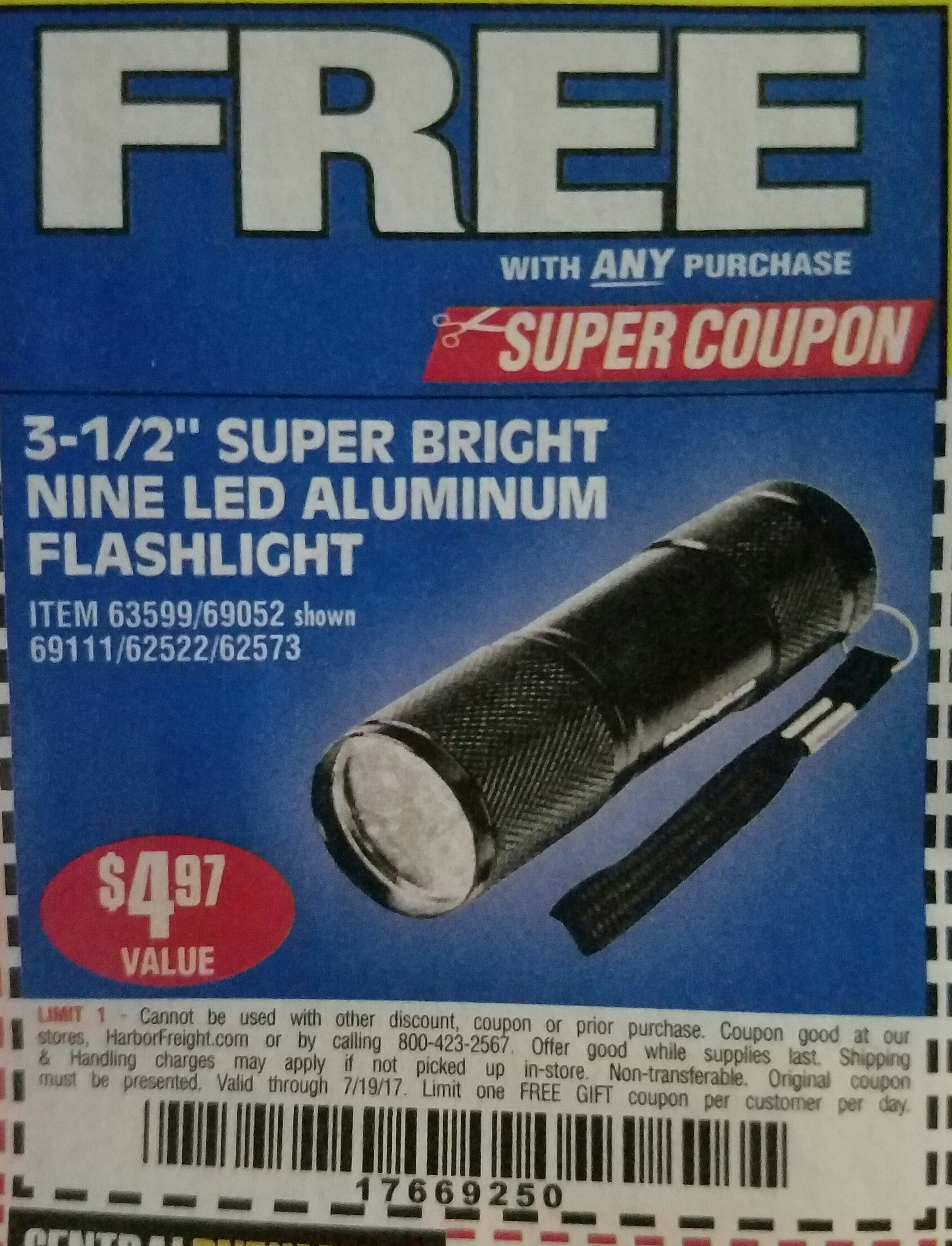 It is a photo of Zany Harbor Freight Super Coupon Printable