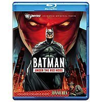 5692476 - Batman: Under The Red Hood Blu-ray for $5.50