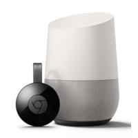5717152 - Google Home + Chromecast Video (2nd Gen) Bundle for $99.99