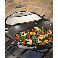 "5736712 - Anolon Advanced Nonstick 14"" Covered Wok for $29.99"