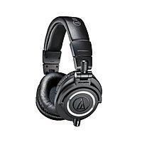5737512 - Audio-Technica ATH-M50x Professional Studio Headphones for $111.75