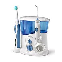 5758244 - Waterpik Complete Care Water Flosser and Sonic Toothbrush WP-900 for $45
