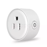 5784992 - Smart WiFi Outlet Plug Socket w/ Timer for $10