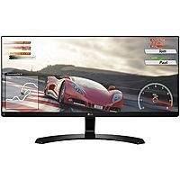 "5739692 - 34"" LG 34UM60-P WFHD IPS Ultrawide Freesync Monitor for  $260"