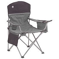 5828696 - Coleman Oversized Quad Chair with Cooler (Grey/Black) for $16.19