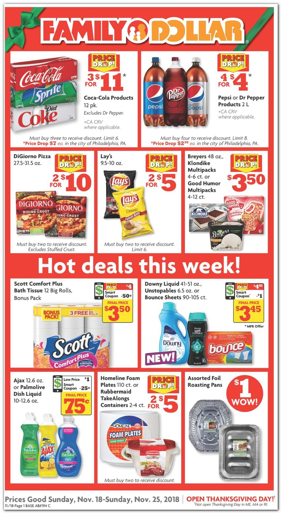 Fleet Farm Coupons >> Family Dollar Black Friday Ads, Sales, Doorbusters, and