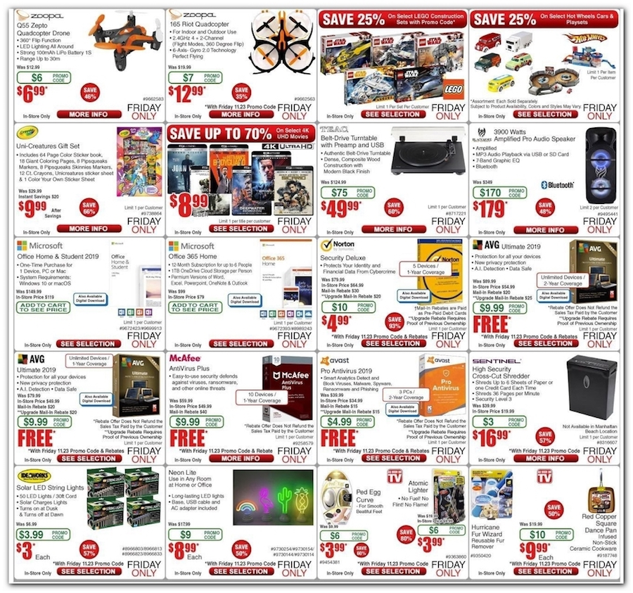 image relating to Frys Printable Coupons titled Frys Electronics Black Friday Adverts, Gross sales, Doorbusters