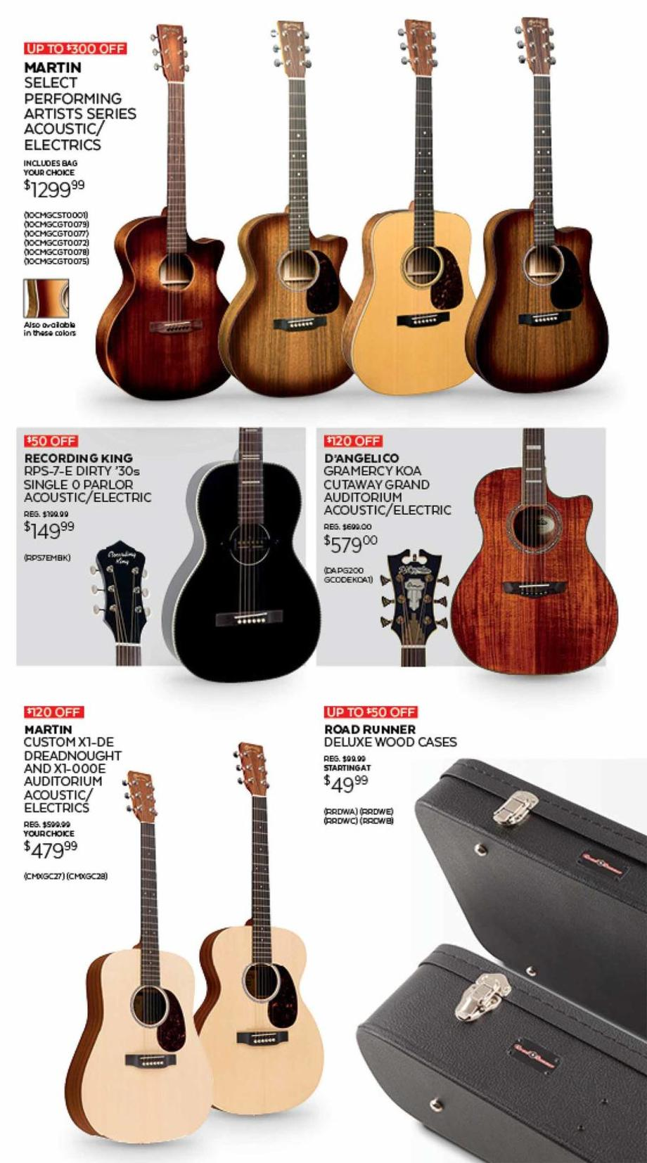 picture relating to Guitar Center Printable Coupon identified as Guitar Middle Black Friday Adverts, Revenue, and Promotions 2018