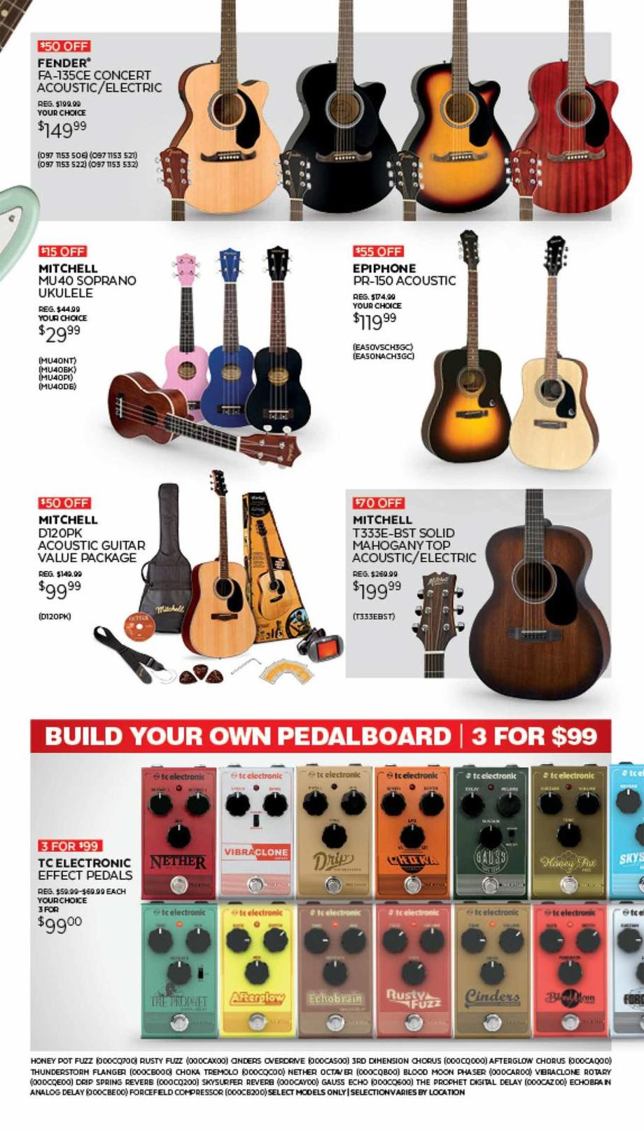 picture relating to Guitar Center Printable Coupons named Guitar Middle Black Friday Advertisements, Profits, and Bargains 2018