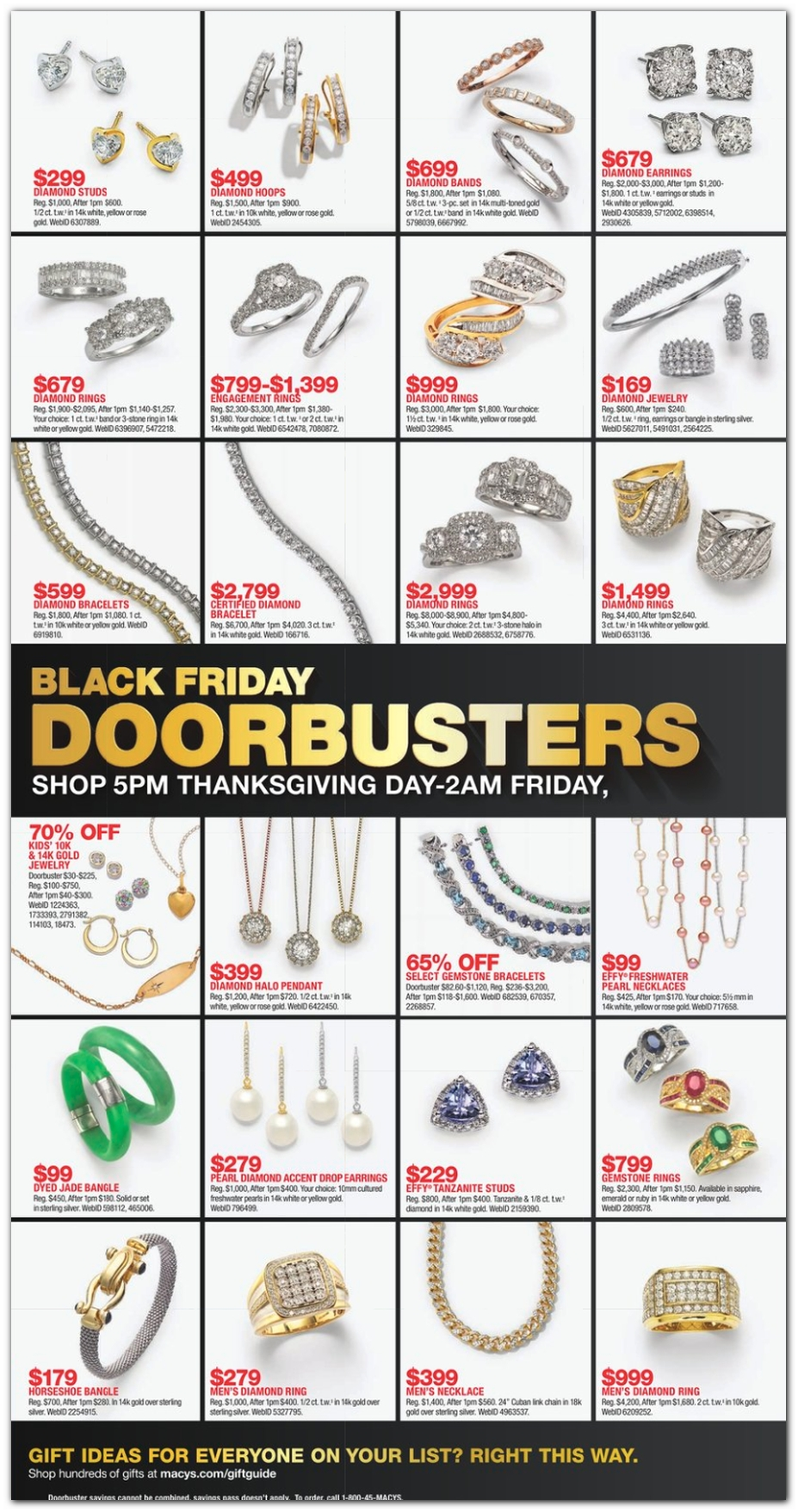 bcec8b1ff Macy's Black Friday Ads, Sales, Doorbusters, and Deals 2018 – CouponShy
