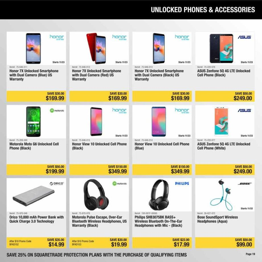 Newegg Black Friday Ads, Sales, Deals, Doorbusters 2018