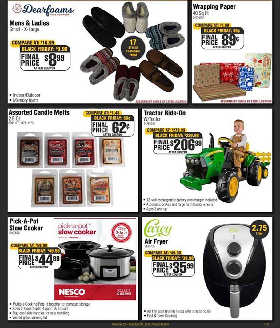 Rural King Black Friday Ads, Sales, Deals, Doorbusters 2018