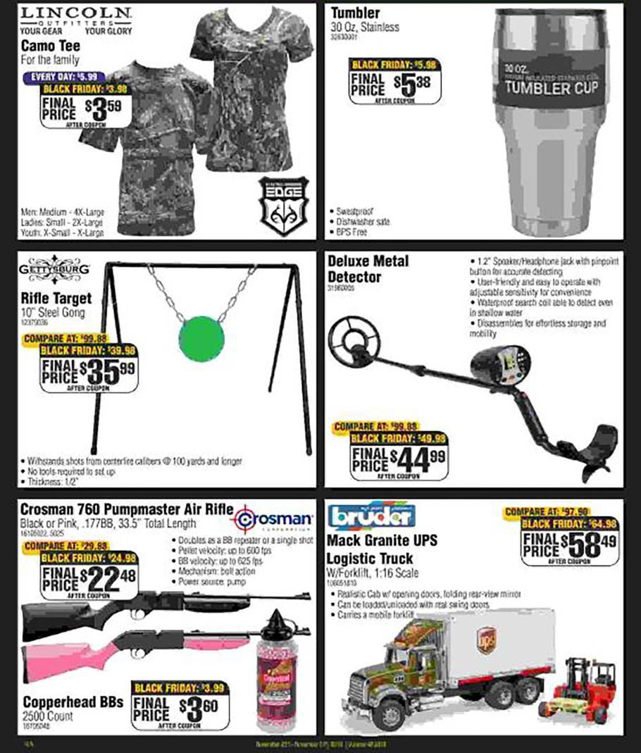 Rural King Black Friday Ads, Sales, Deals, Doorbusters 2018