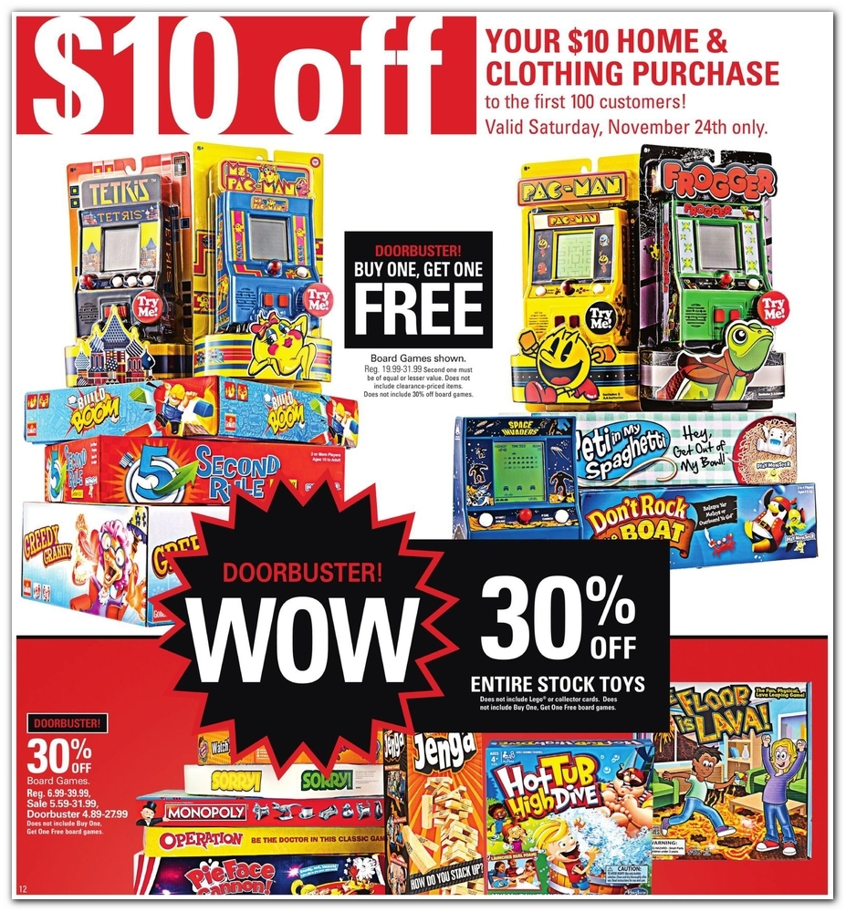photograph relating to Shopko 20 Off Printable Coupon identified as Shopko Black Friday Commercials, Gross sales, and Offers 2018 CouponShy