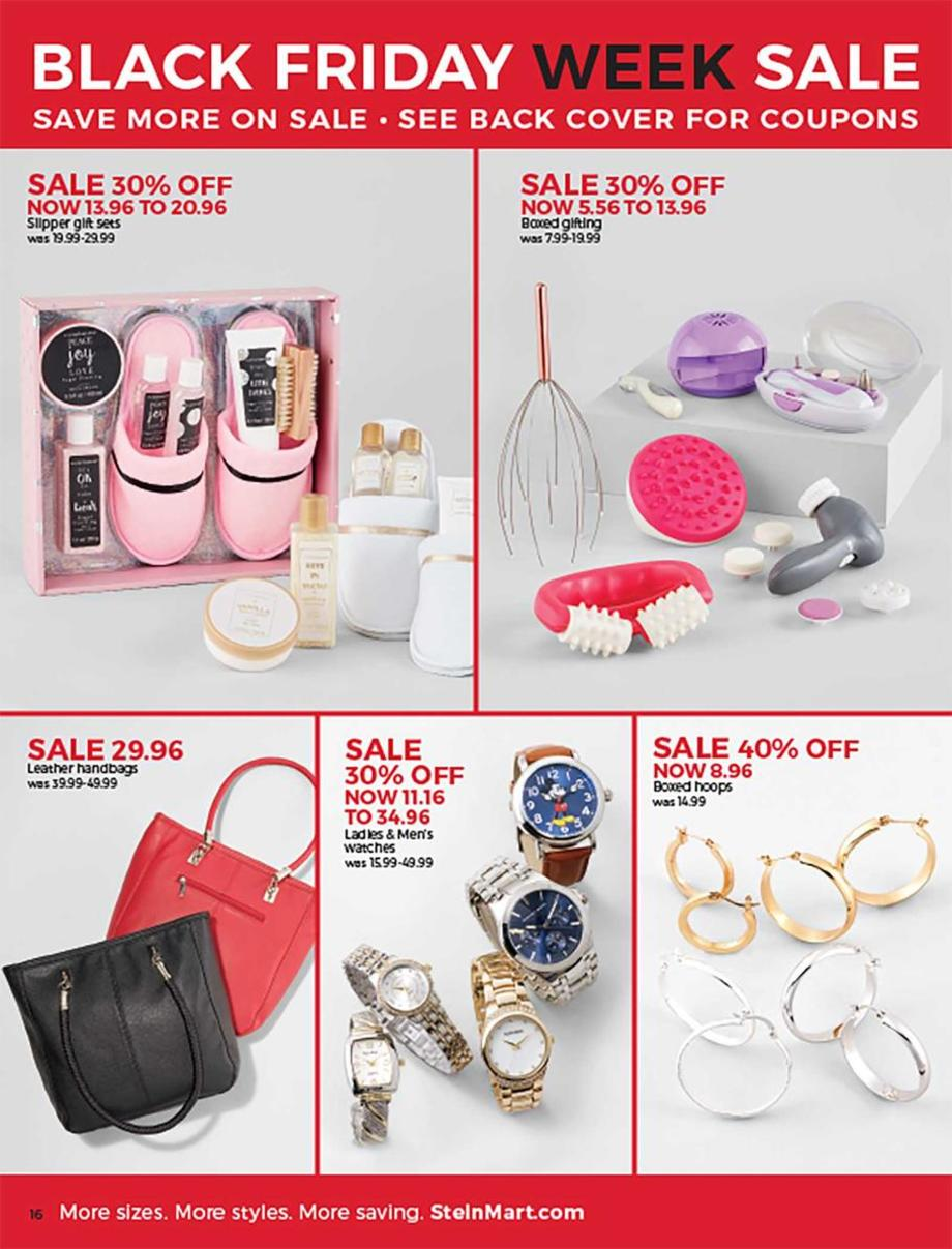 image relating to Stein Garden and Gifts Printable Coupons identified as Stein Mart Black Friday Adverts, Income, and Specials 2018 CouponShy