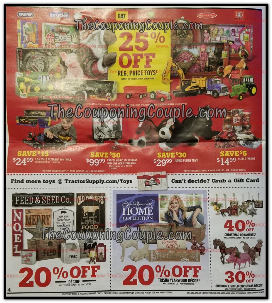 photo about Tractor Supply Printable Coupons referred to as Tractor Give Black Friday Advertisements, Profits, and Offers 2018