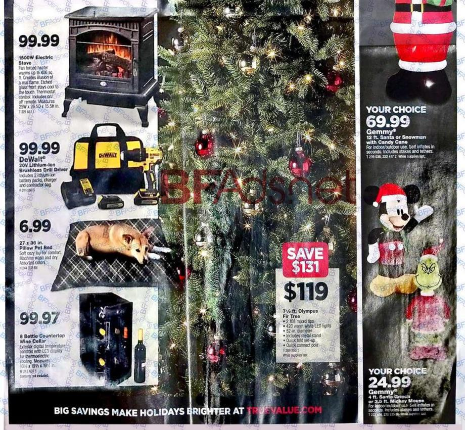 Carte We Black Friday.True Value Black Friday Ads Sales And Deals 2018 Couponshy