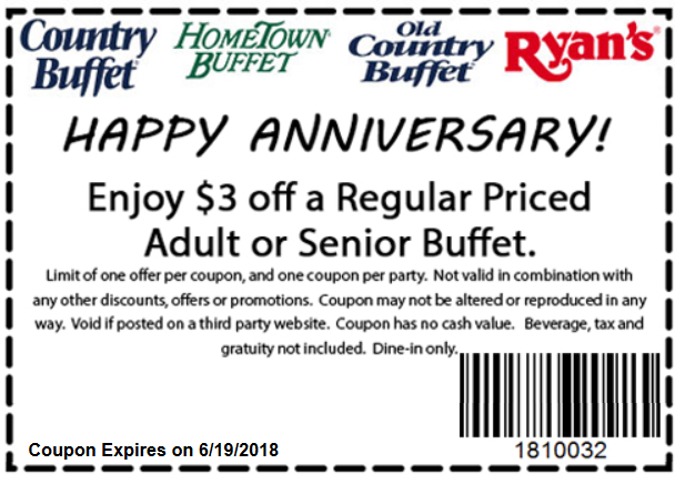 Hometown buffet breakfast coupons 2019