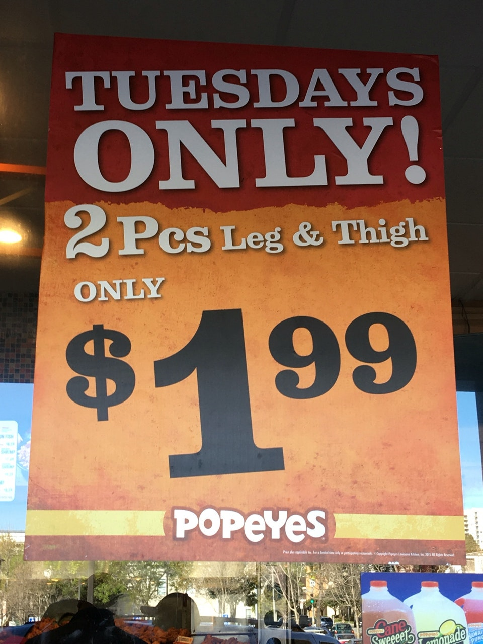 image regarding Popeyes Printable Coupons known as Popeyes Chook Discount coupons CouponShy