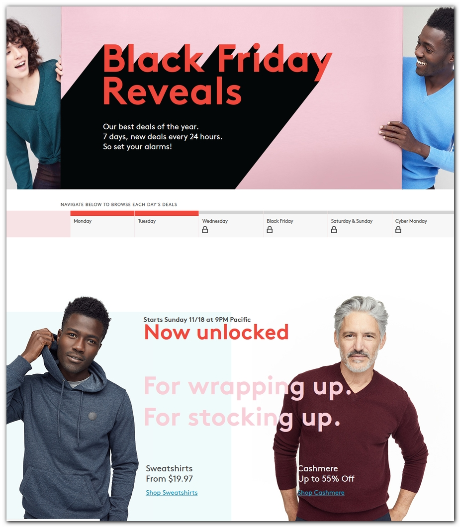 photo relating to Nordstrom Rack Printable Coupons called Nordstrom Rack Black Friday Adverts, Income, Bargains Doorbusters