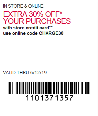 peebles coupon codes in store