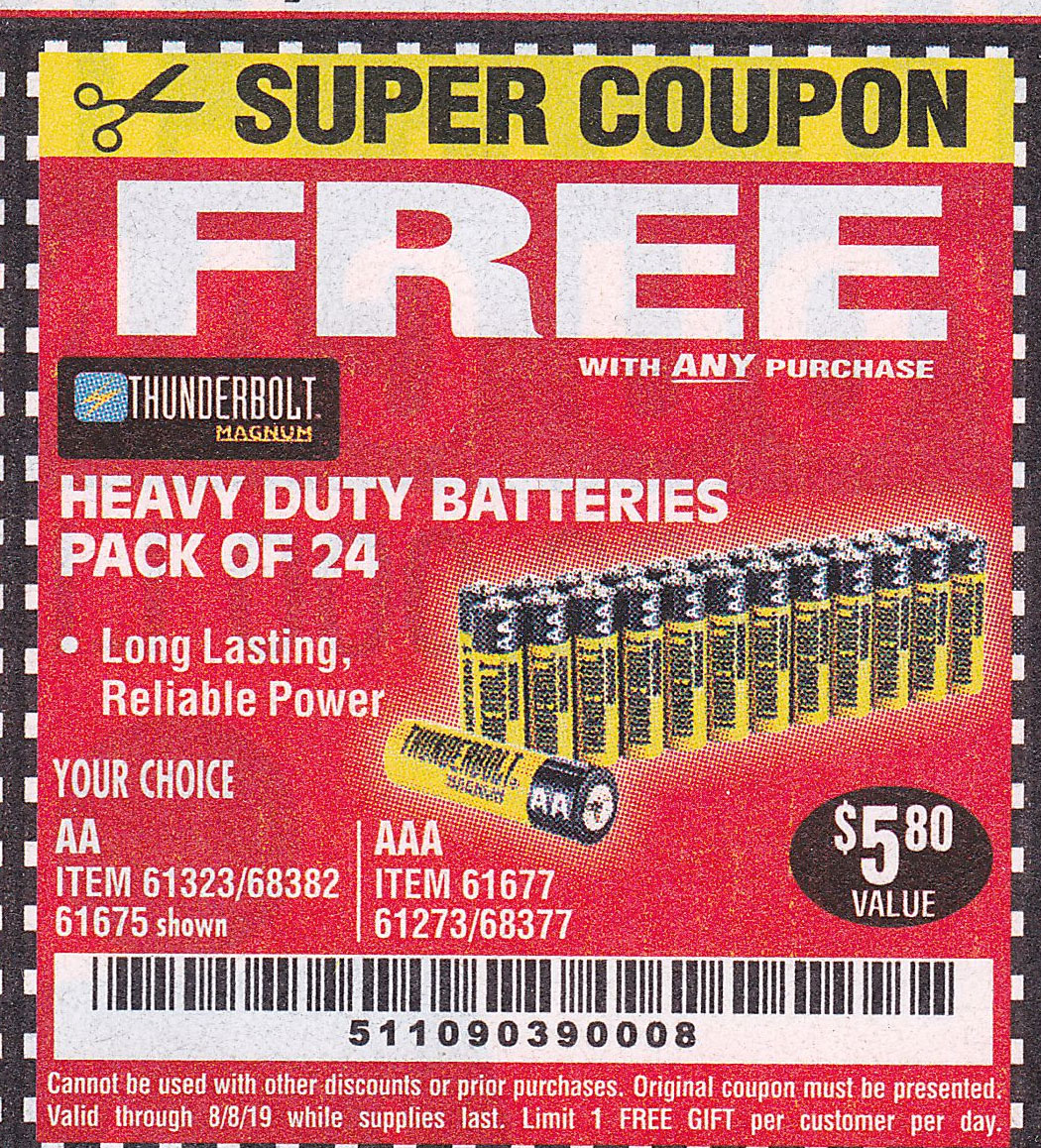 Harbor Freight Coupons Promo Code – CouponShy